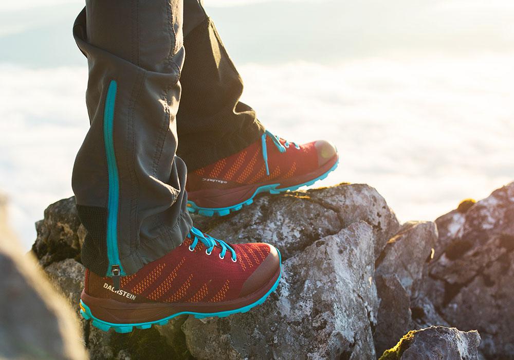 Дамски ниски водоустойчиви туристически обувки Dachstein Supernova