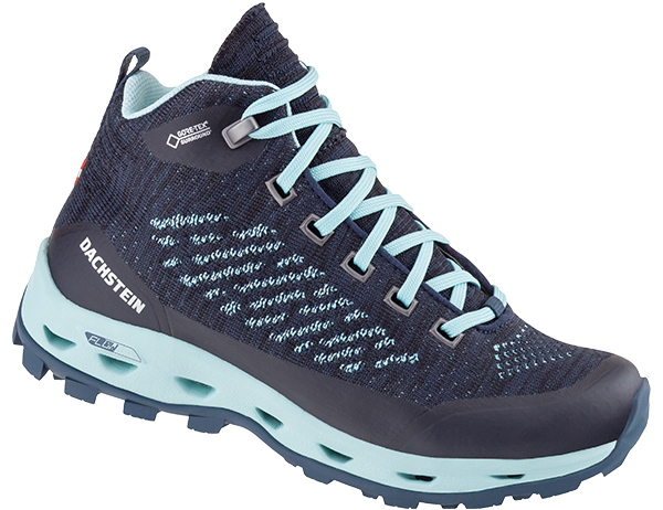 Дамски туристически обувки Dachstein Super Leggera Flow MC GTX WMN Orion Blue 2019