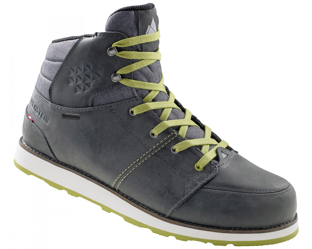 Мъжки кожени обувки с Gore Tex Dachstein Hubert GTX Graphite Oasis 2019