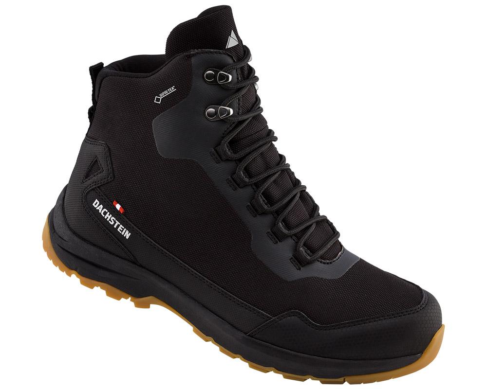 Мъжки туристически обувки Dachstein Maverick GTX Black 2019
