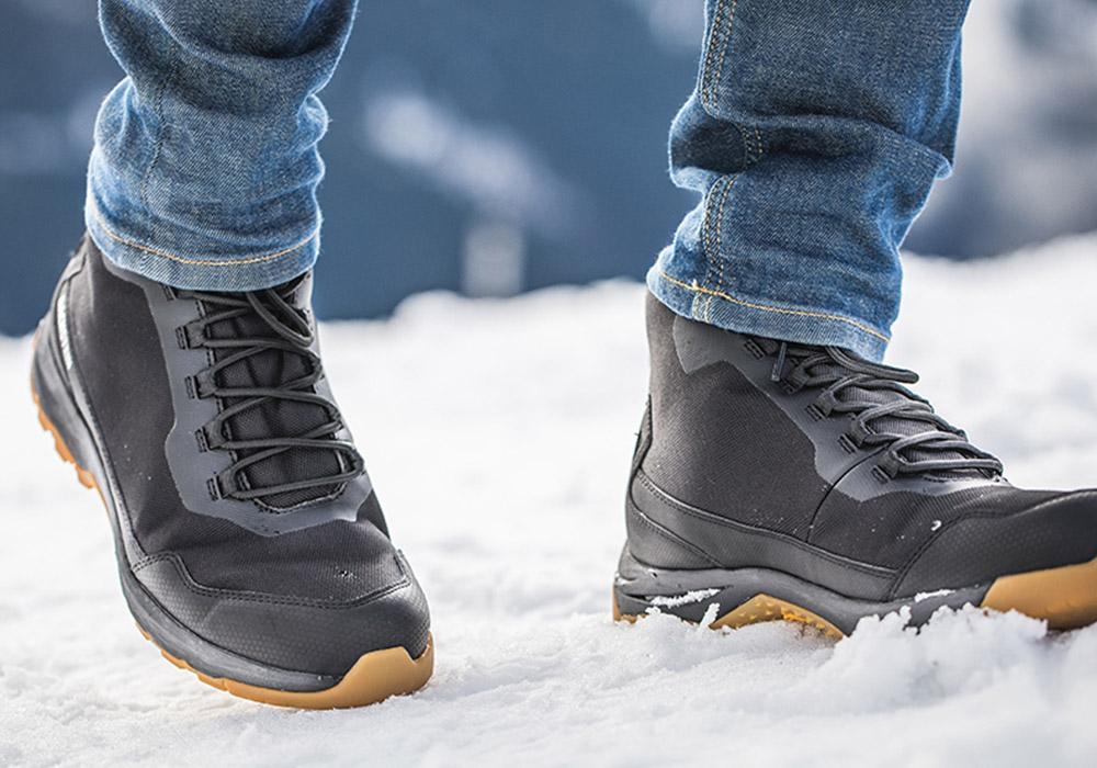 Зимни мъжки туристически обувки Dachstein Maverick GTX Black 2019