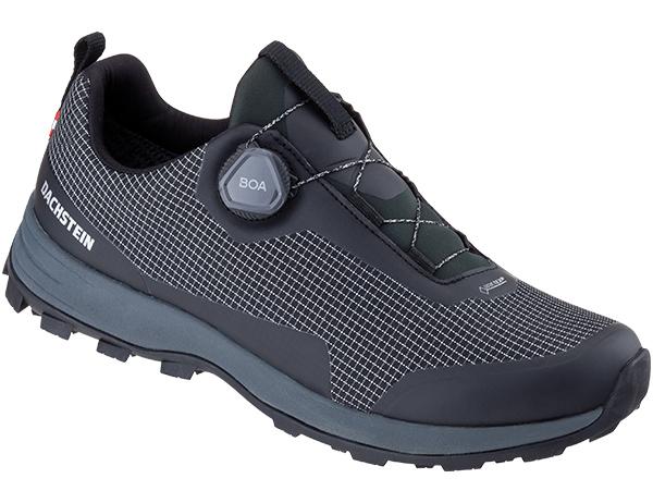 Мъжки спортно-туристически обувки Dachstein Alpha Boa LC GTX Black 2020