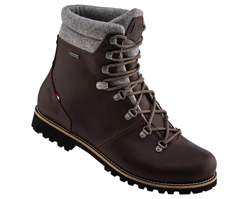 Мъжки туристически обувки Dachstein Jakob GTX Dark Brown 2020