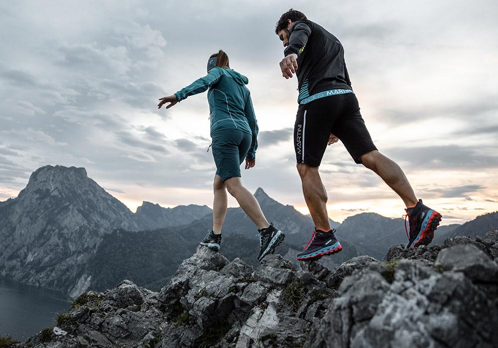 По скалите с туристически обувки Dachstein Super Leggera Flow MC GTX