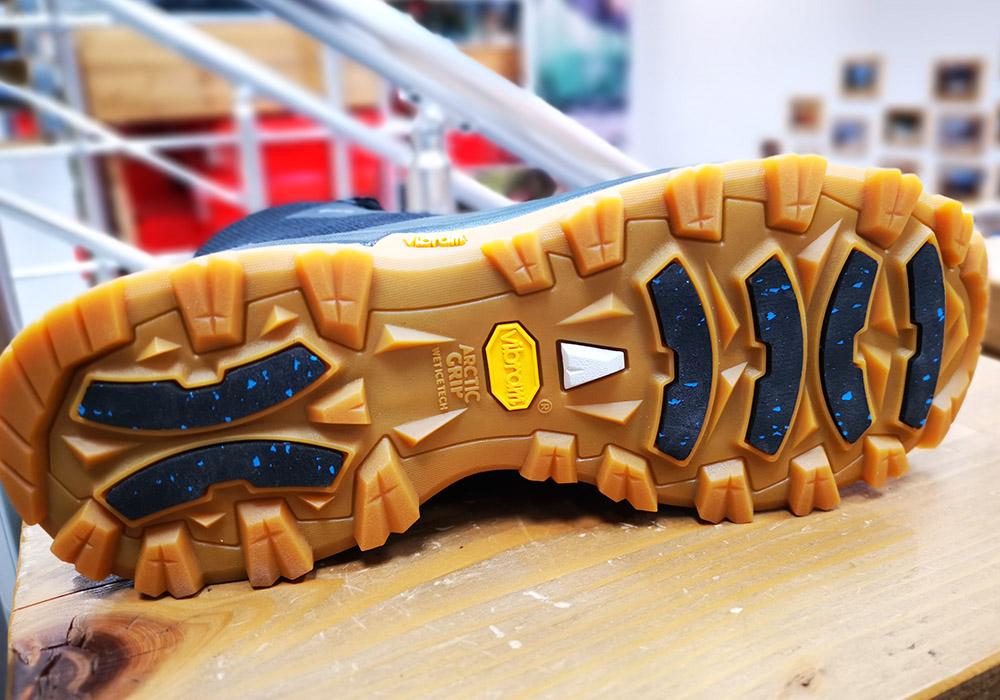 Подметка на зимни обувки Dachstein SP-02 GTX Black 2021