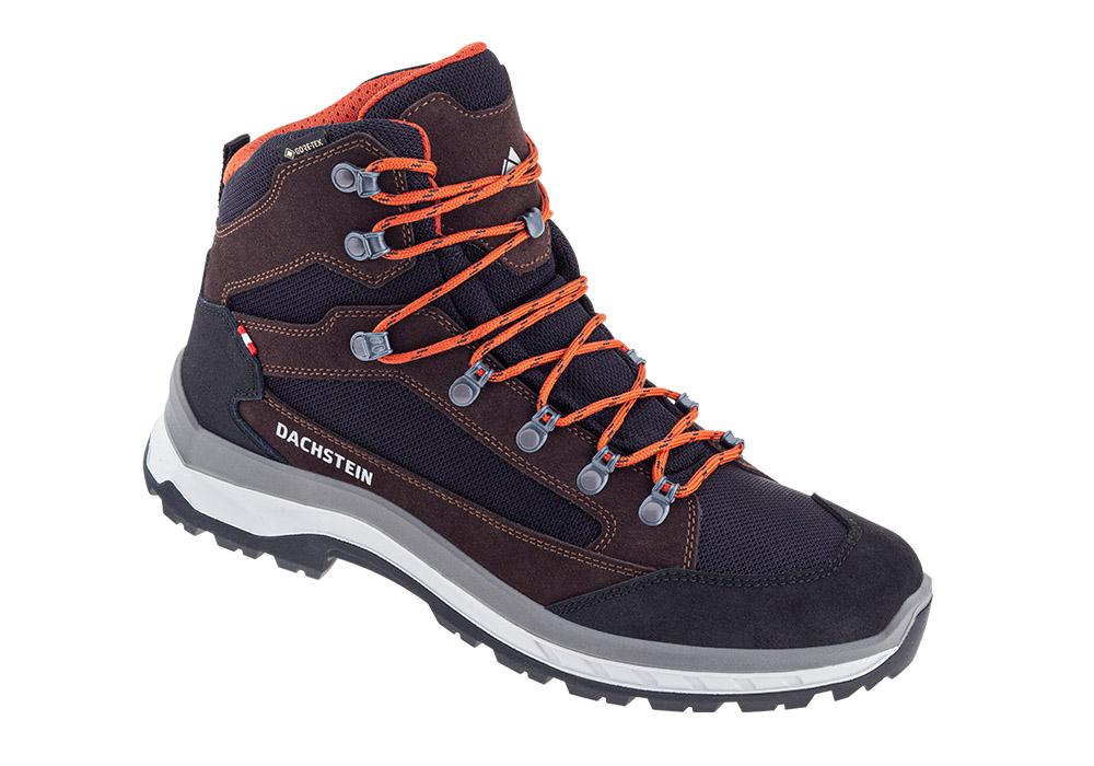 Мъжки туристически обувки Dachstein Sonnstein MC GTX Dark Brown 2020