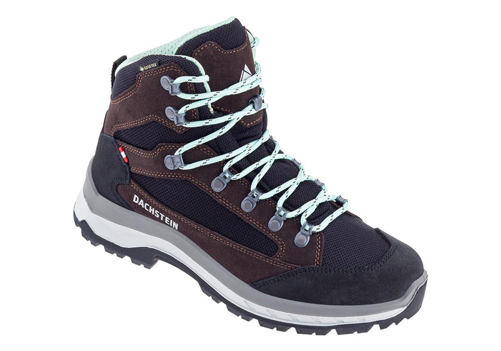 Дамски туристически обувки Dachstein Sonnstein MC GTX WMN Dark Brown 2020