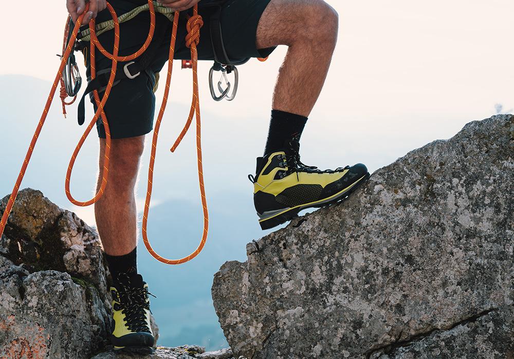 Катерене с туристически обувки Dachstein Serles GTX Green 2021