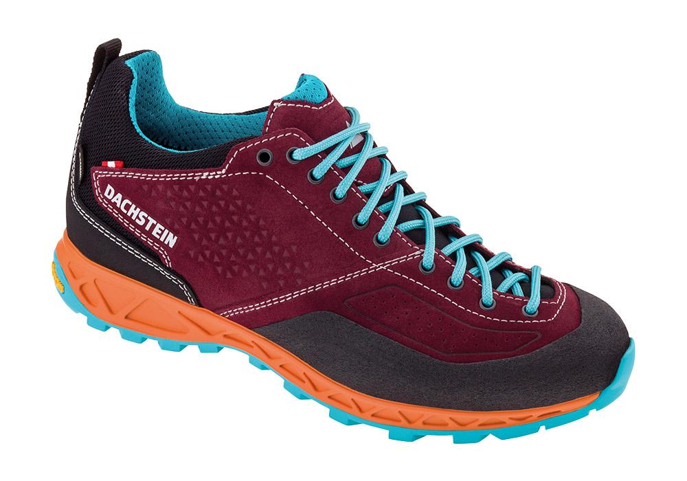Дамски туристически обувки Dachstein Super Ferrata LC GTX WMN Aubergine 2019