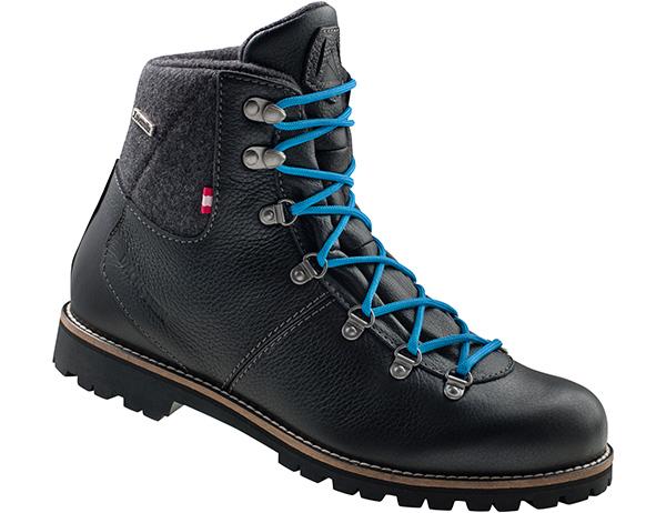 Мъжки туристически обувки Dachstein Gebirgsjäger Black