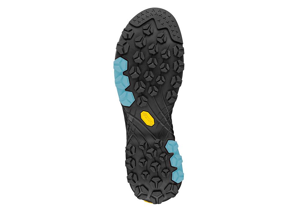 Дамски спортно-туристически обувки Kayland Alpha Knit WS Black Azure 2021