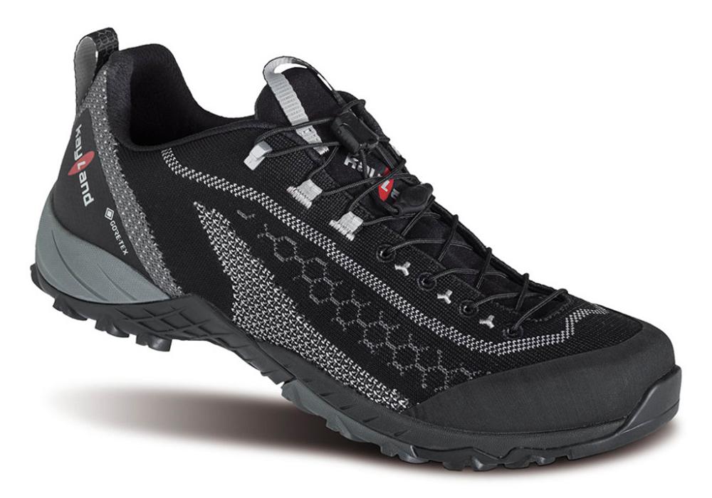 Trek sport shoes Kayland Alpha Knit GTX Black
