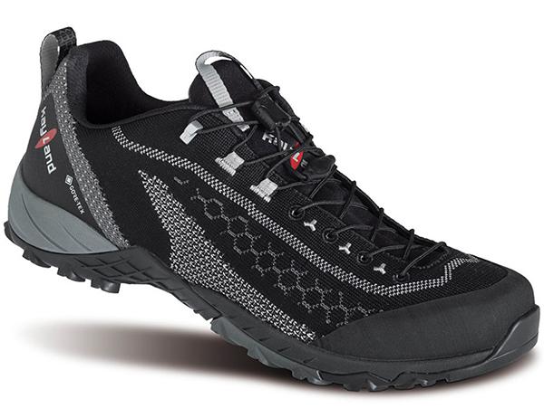 Мъжки спортно-туристически обувки Kayland Alpha Knit GTX Black 2021