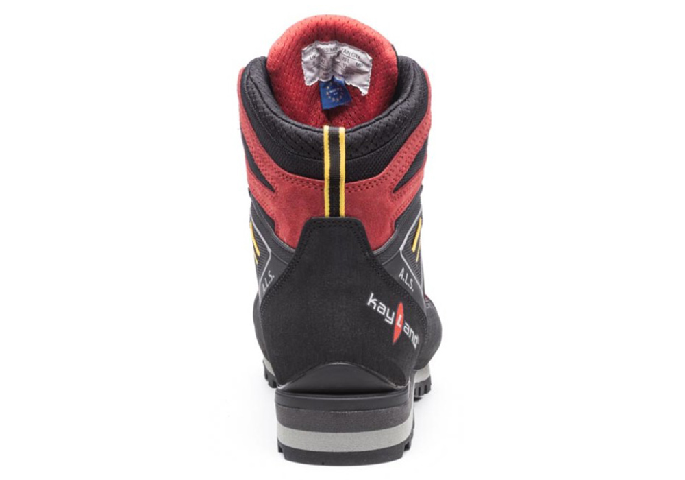 Back Kayland Cross Mountain GTX Red Men's Backpacking Boots 2021