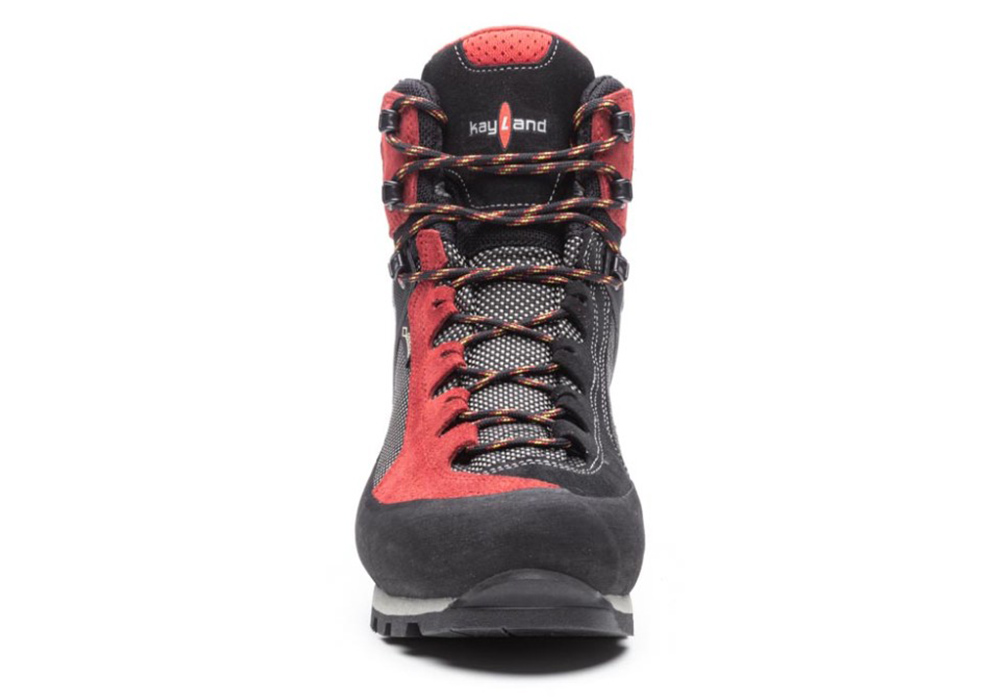 Front Kayland Cross Mountain GTX Red Men's Backpacking Boots 2021