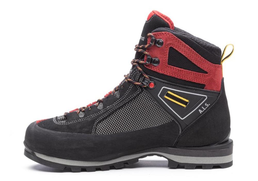 Inner side Kayland Cross Mountain GTX Red Men's Backpacking Boots 2021