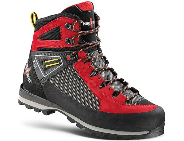 Мъжки туристически обувки Kayland Cross Mountain GTX Red 2021