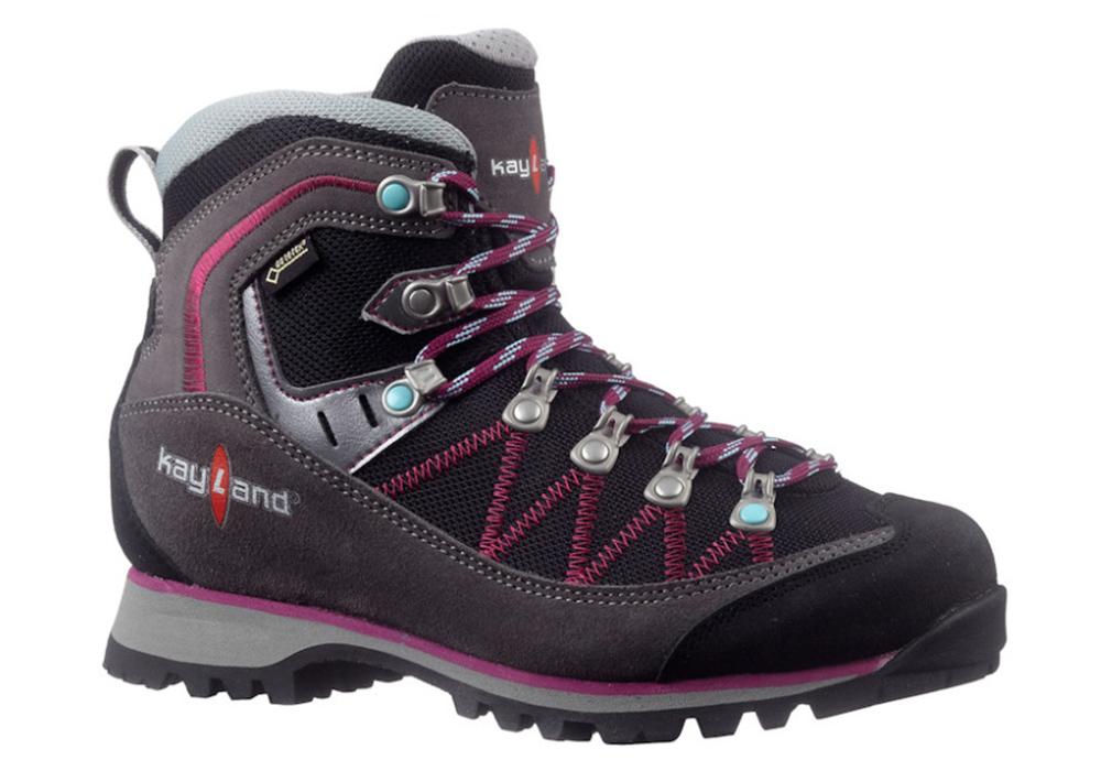 Дамски туристически обувки Kayland Plume Micro WS GTX Grey 2021