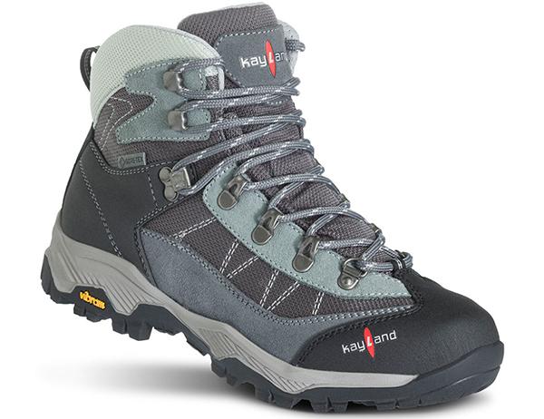 Дамски туристически обувки Kayland Taiga WS GTX Light Grey 2021