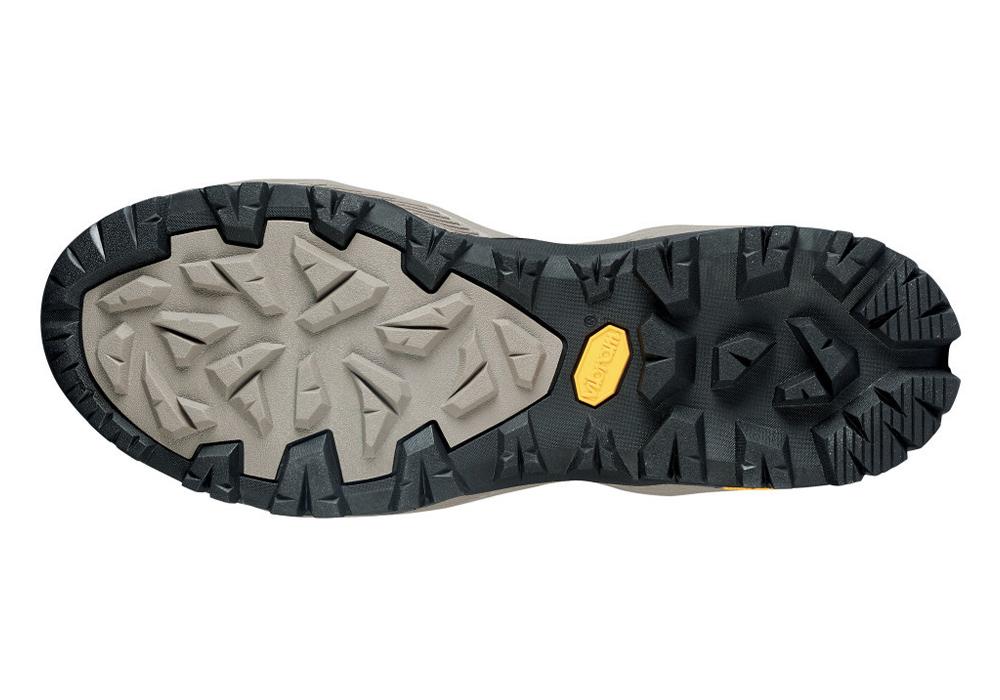 Vibram Sole Kayland Taiga GTX Black Orange Men's Hiking Boots 2021