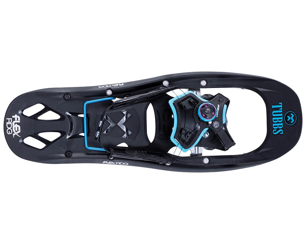 Поглед отгоре на дамски Снегоходки Tubbs Flex RDG 22 модел 2019