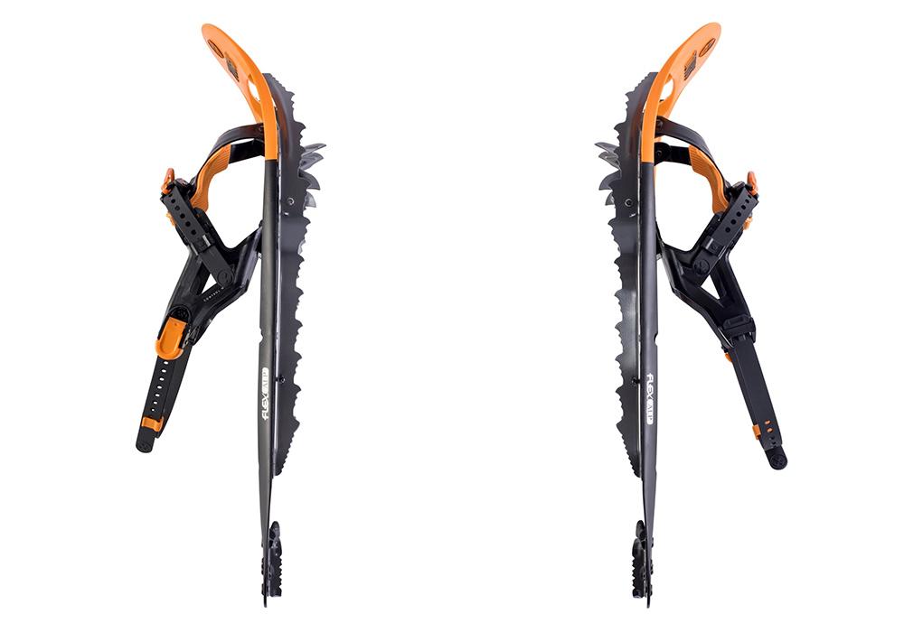 Релси и зъбци на снегоходки Tubbs Flex ALP 2020