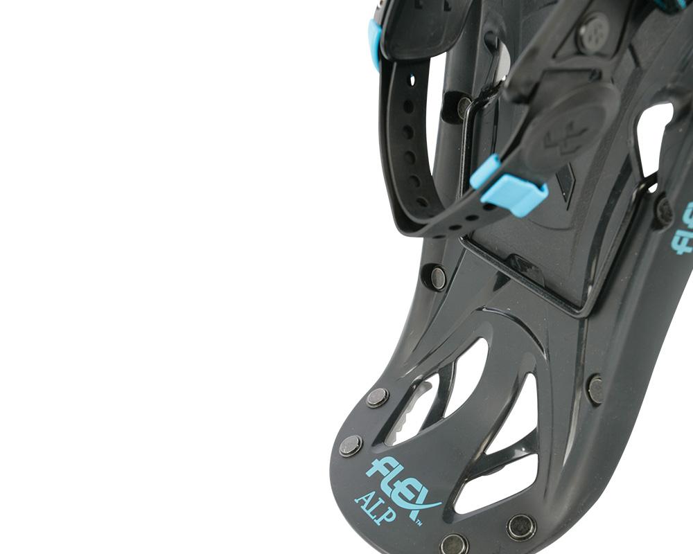 Гъвкава конструкция на дамски Снегоходки Tubbs Flex ALP 22 модел 2018
