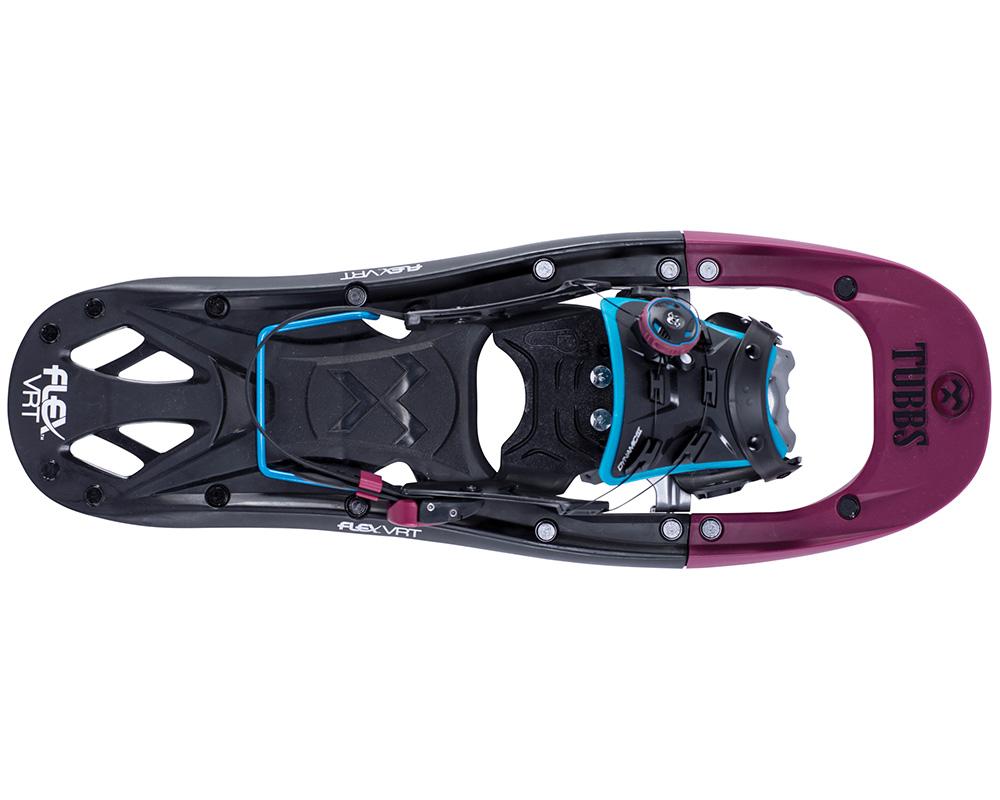 Изглед отгоре дамски Снегоходки Tubbs Flex VRT 22 модел 2018