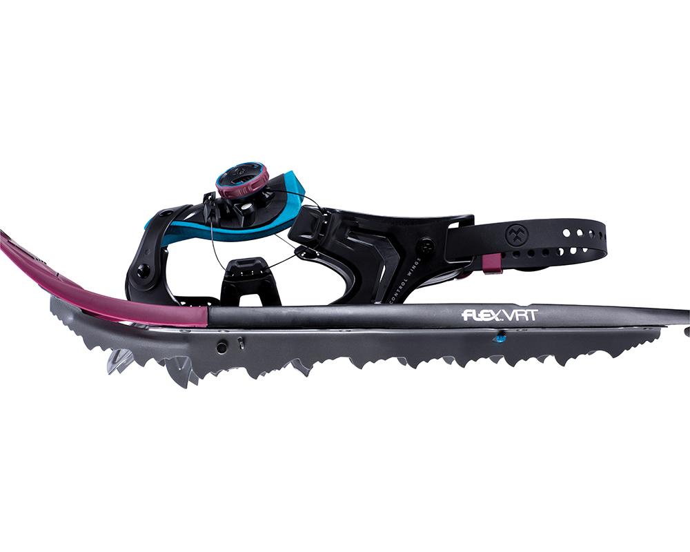 Назъбени релси и зъбци от карбонова стомана дамски Снегоходки Tubbs Flex VRT 22 модел 2018