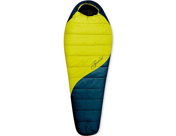 Trimm Balance Sleeping Bag Lemon Lagoon 2021