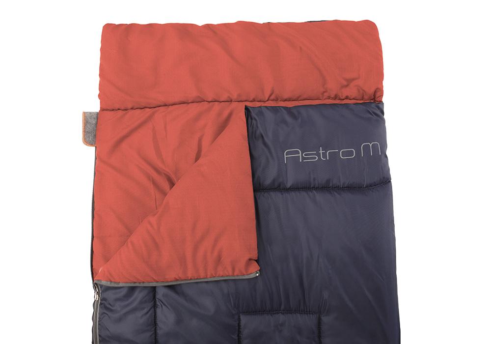 Частично отворен спален чувал Easy Camp Astro M 2020