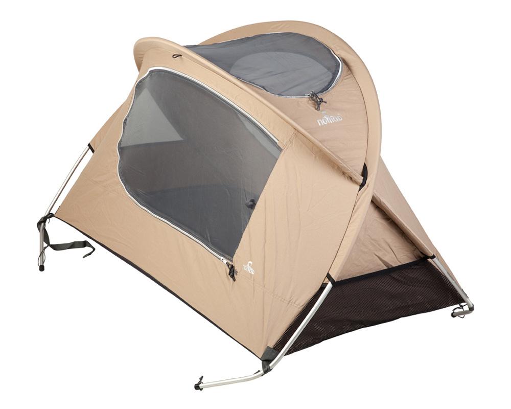 Детскa сгъваема преносима кошара Nomad Kids Travel Bed Cotton