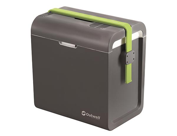 Електрическа хладилна чанта Outwell ECOcool box 24L 12V/230V Slate Grey 2021