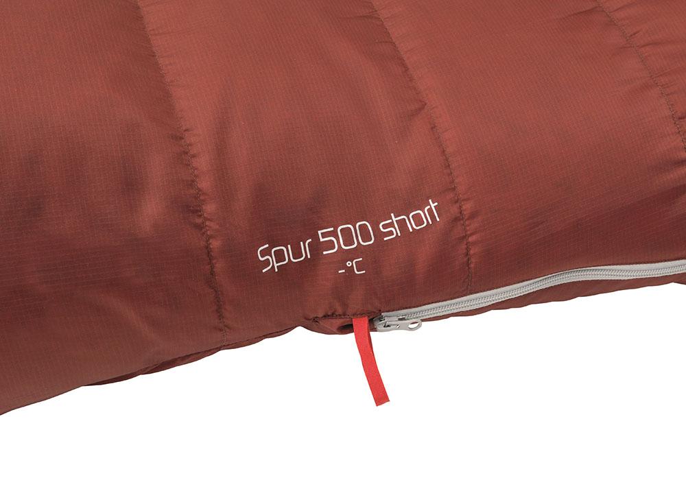 Цип на пухен спален чувал Robens Spur 500 Short 2020