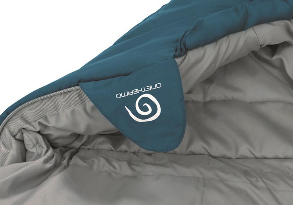 Velkro zip buffle Robens Spire II Sleeping Bag 2021