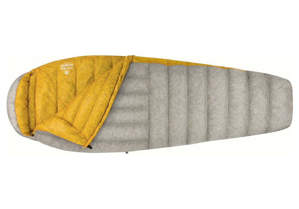 Отворен пухен спален чувал Sea to Summit Spark SpII - Regular 2020