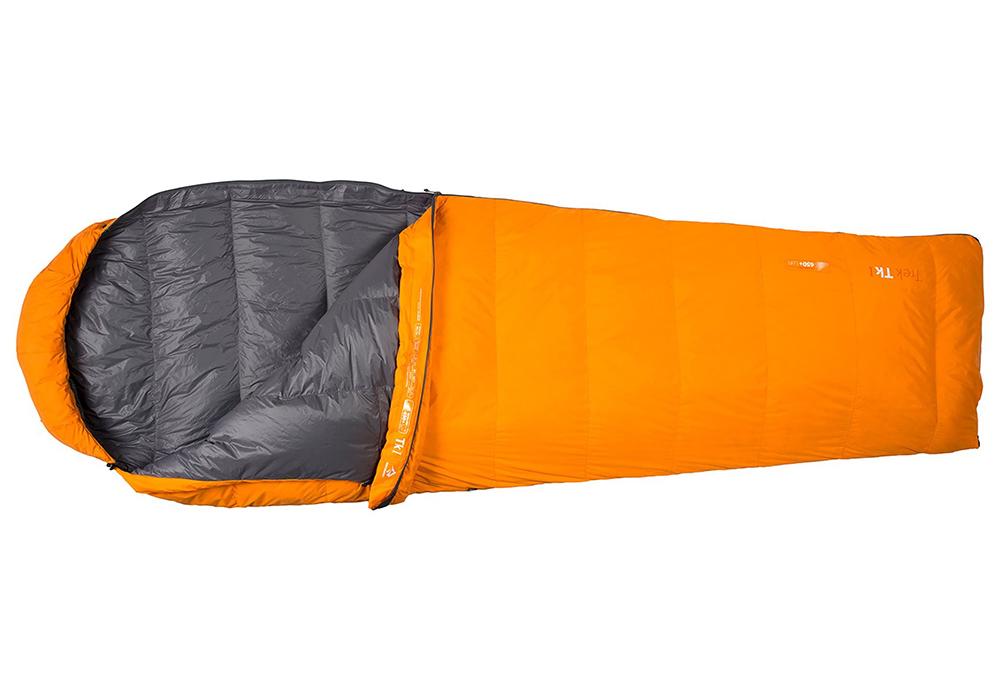 Отворен пухен спален чувал Sea to Summit Trek Tk I