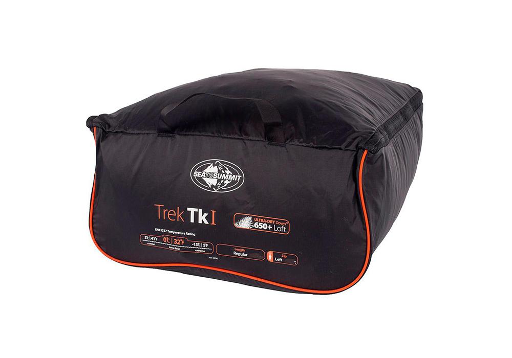 Калъф за транспорт и пране на пухен спален чувал Sea to Summit Trek Tk I