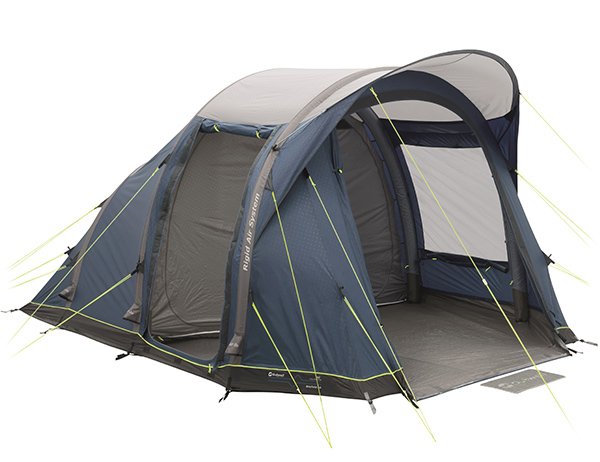 Петместна надуваема палатка Outwell Bayfield 5A модел 2018