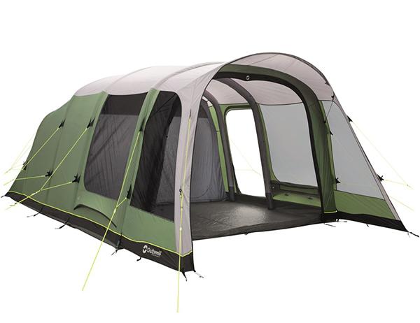 Шестместна надуваема палатка Outwell Broadlands 6A