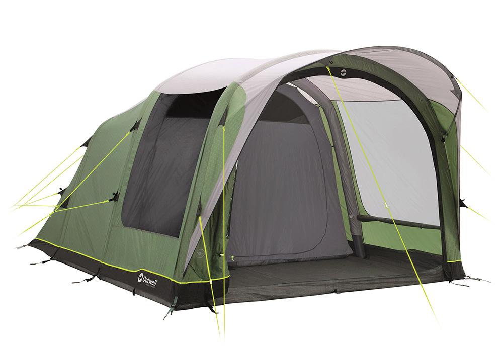 Петместна надуваема палатка Outwell Cedarville 5A 2019