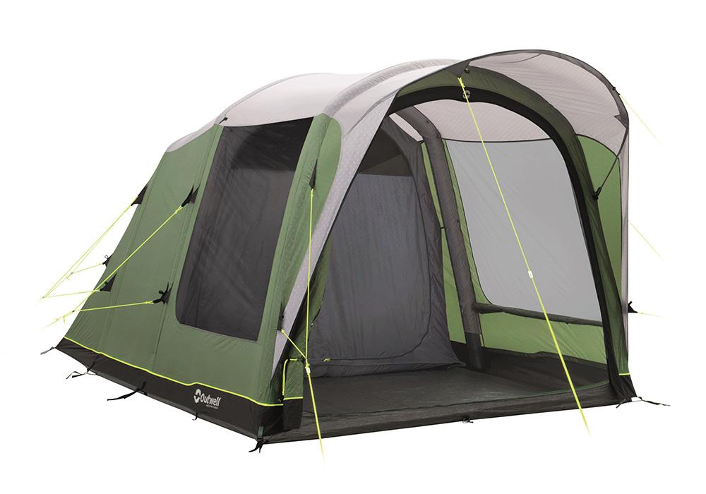 Триместна надуваема палатка Outwell Cedarville 3A 2019