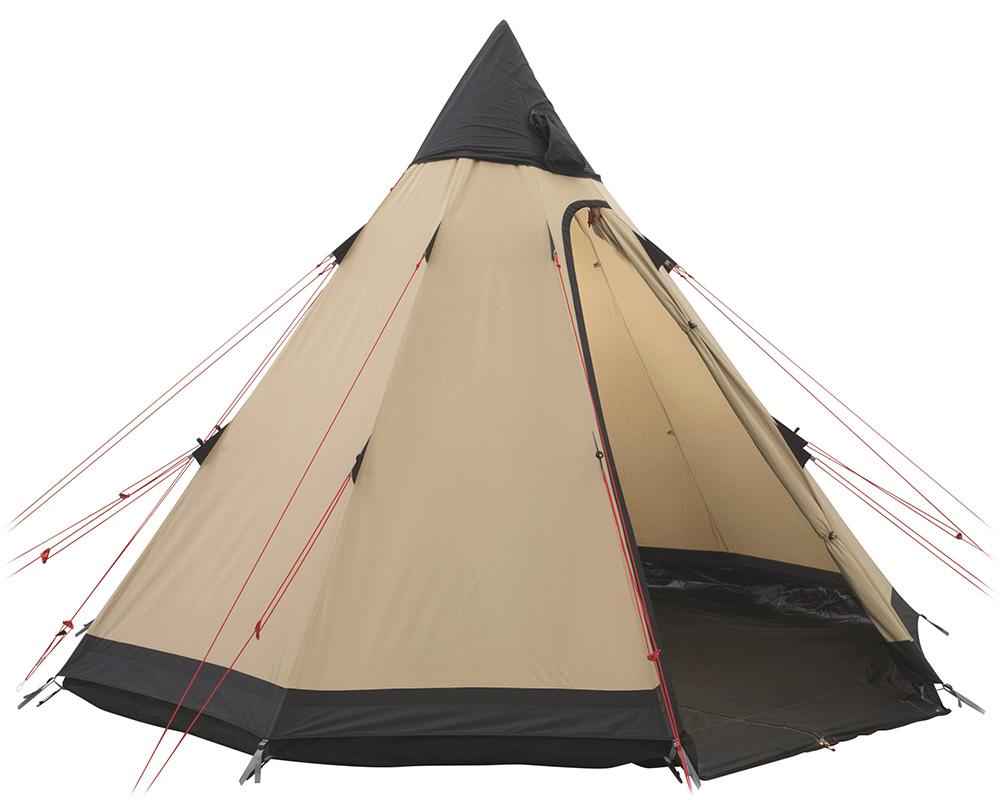 Голяма снимка на типи палатка Robens Cherokee модел 2017