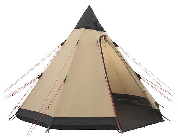 Шестместна типи палатка Robens Cherokee модел 2017