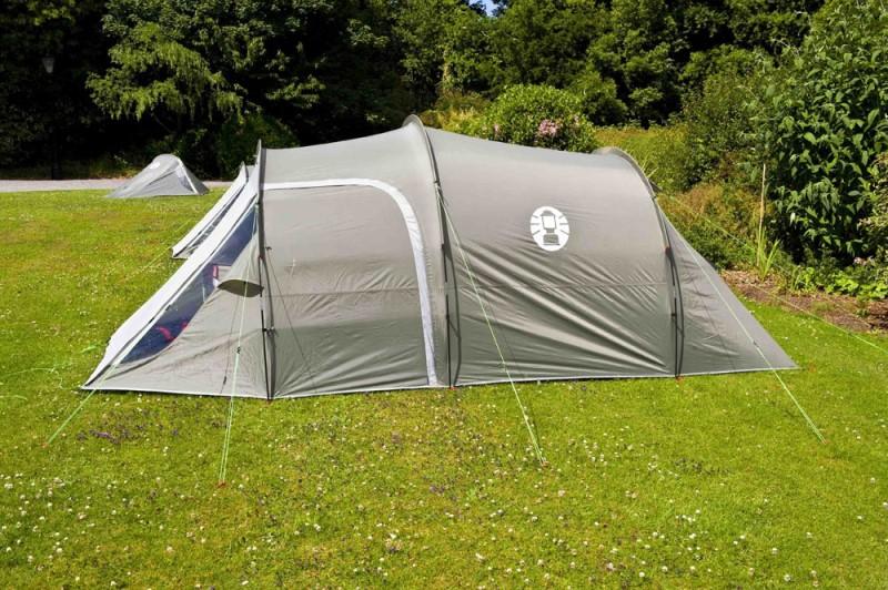 палатка на къмпинг