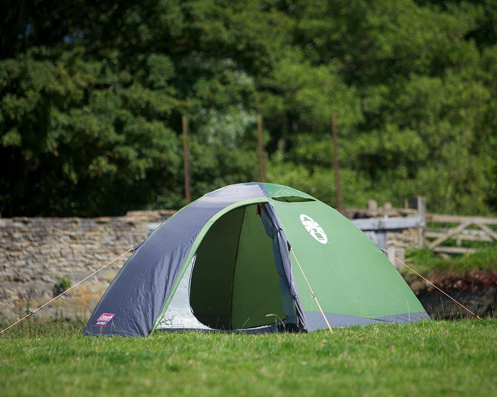 Туристическа триместна палатка Coleman Darwin 3 трекинг