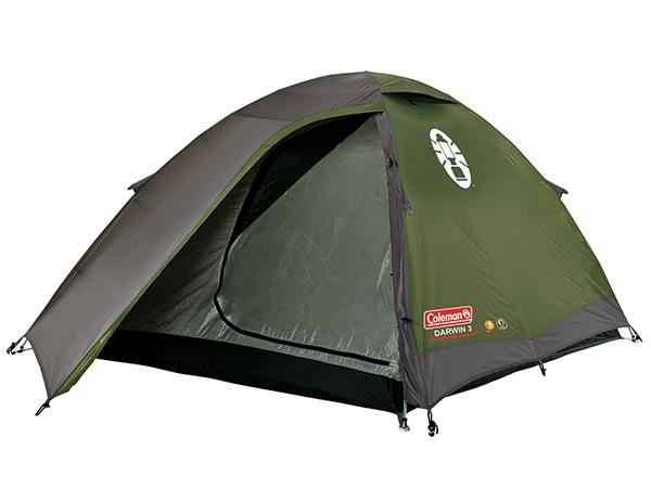 Триместна палатка Coleman Darwin 3 2020