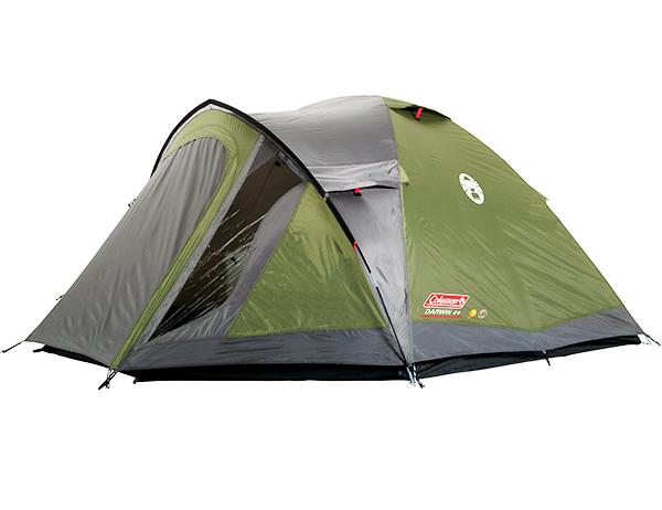 Четириместна палатка Coleman Darwin 4 Plus 2020