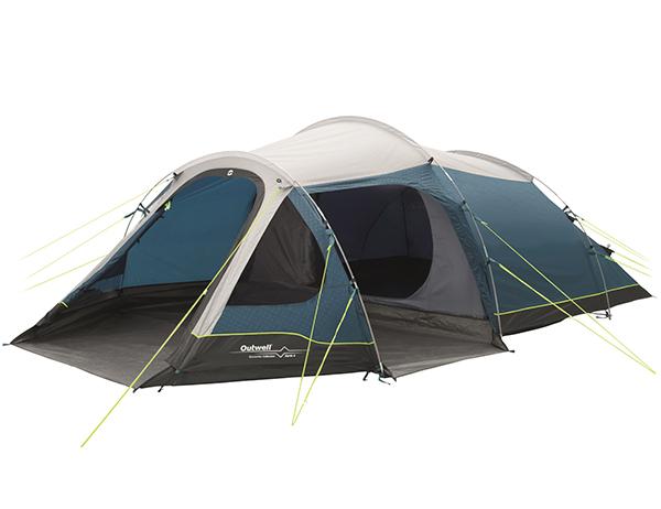 Четириместна палатка Outwell Earth 4 2021