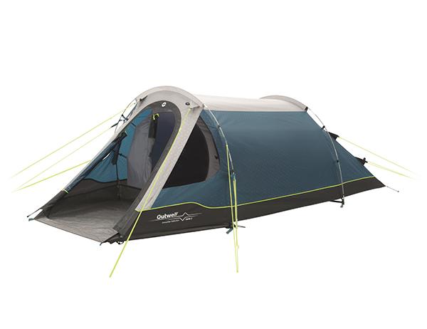 Двуместна палатка Outwell Earth 2 2020